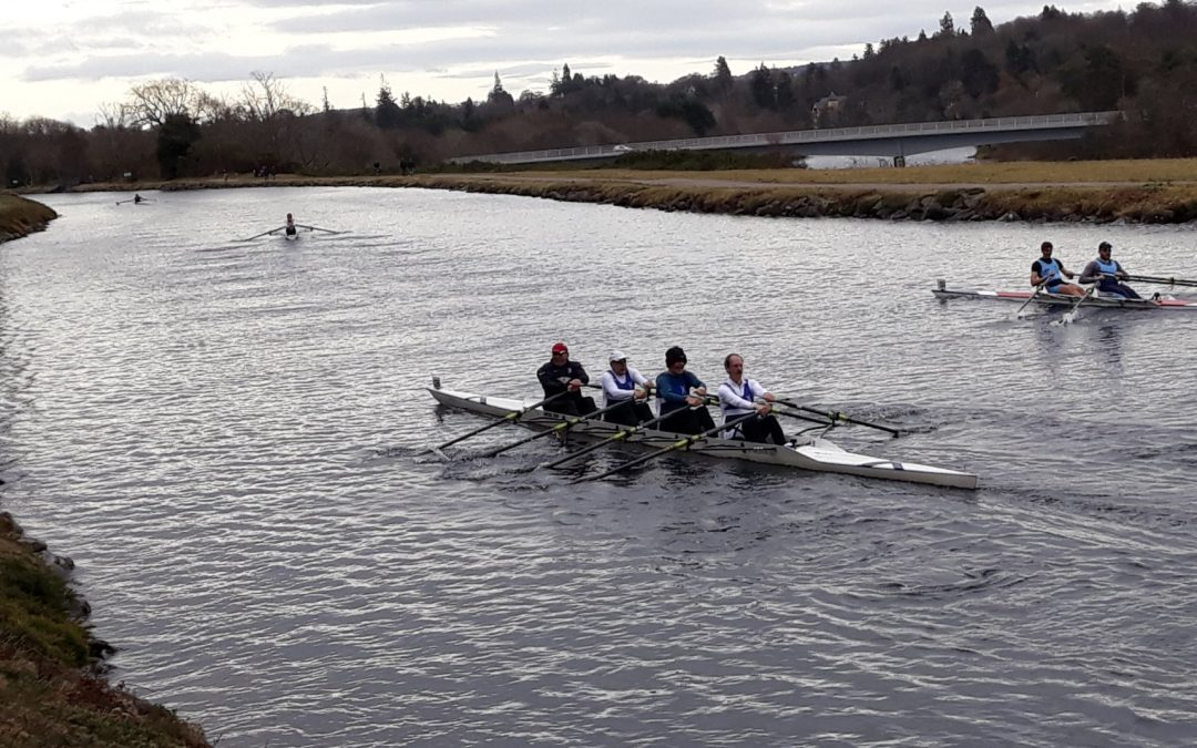 11 wins for St Andrew Boat Club at Inverness