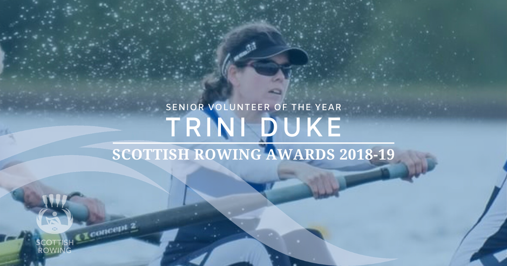 Trini Duke named senior volunteer of the year